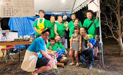 狛江市商工会青年部では部員を募集しております。
